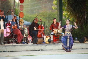 Tapestries of Sound at Fusion13 Multicultural Festival at the Victory Memeorial Gardens